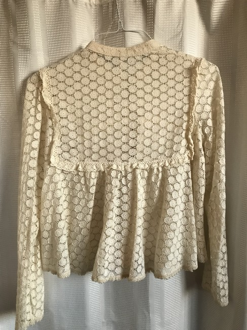 Free People Top Ivory Image 6