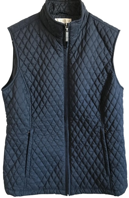 Preload https://img-static.tradesy.com/item/23436391/cutter-and-buck-navy-diamond-quilted-insulated-golf-activewear-outerwear-size-10-m-0-1-650-650.jpg