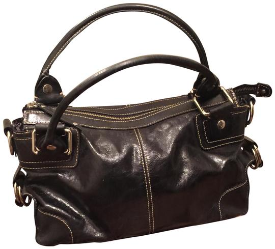 Preload https://img-static.tradesy.com/item/23436572/donald-j-pliner-black-leather-satchel-0-1-540-540.jpg