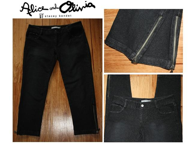 Preload https://img-static.tradesy.com/item/23436604/alice-olivia-black-capricropped-jeans-size-31-6-m-0-0-650-650.jpg
