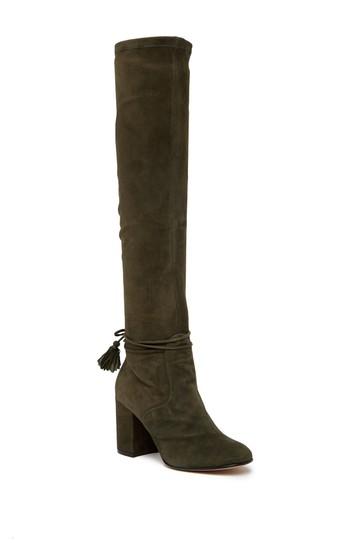 Preload https://img-static.tradesy.com/item/23436729/rachel-zoe-dark-moss-paulina-tumble-calfskin-leather-bootsbooties-size-us-5-regular-m-b-0-0-540-540.jpg