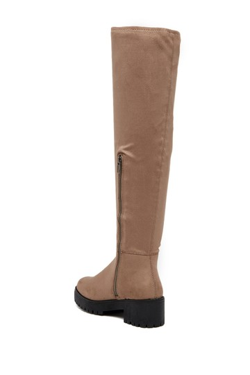 Coolway Brown Leather Winter taupe Boots Image 1
