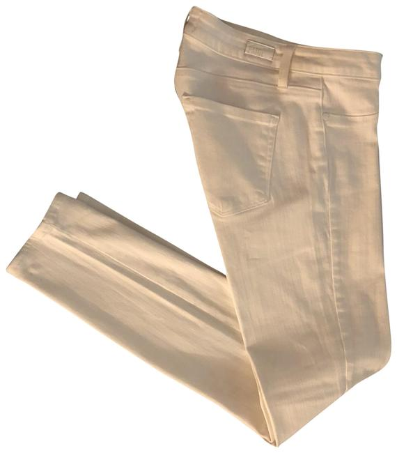 Item - White Light Wash Verdugo Ankle Skinny Jeans Size 4 (S, 27)