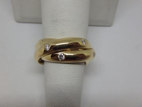 Cartier Cartier 3 band Trinity Ring 51, US 5.75 Image 2