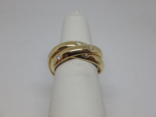Cartier Cartier 3 band Trinity Ring 51, US 5.75 Image 5