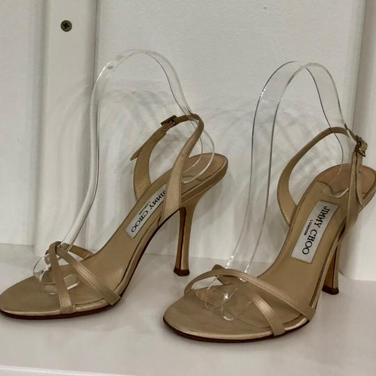 Jimmy Choo Beige Formal Image 1