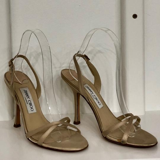 Jimmy Choo Beige Formal Image 3