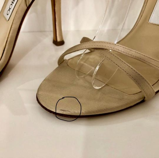 Jimmy Choo Beige Formal Image 5