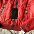 Andrew Marc Red Leather Jacket Image 2