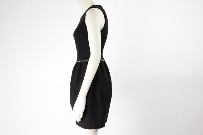 Charley 5.0 short dress Black Knee Lenght Shift on Tradesy Image 4