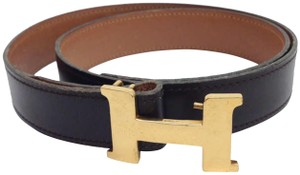 Hermès Reversible Constance H Logo Belt Kit 228580