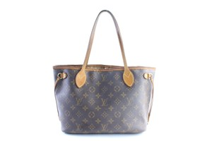 Louis Vuitton Neverfull Mm Damier Neverfull Small Neverfull Cheap Neverfull Best Neverfull Deal Tote in Brown