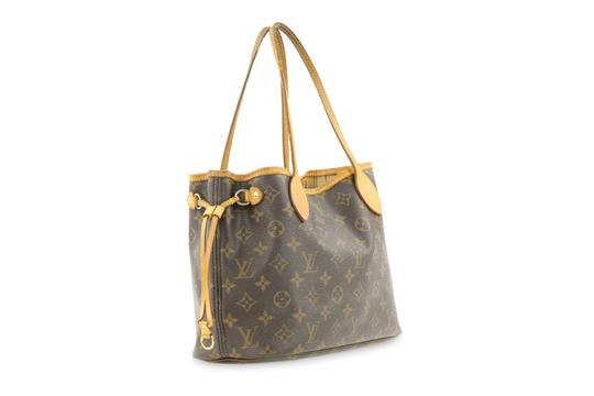 Louis Vuitton Neverfull Mm Damier Neverfull Cheapest Neverfull Neverfull Best Neverfull Deal Tote in Brown Image 1