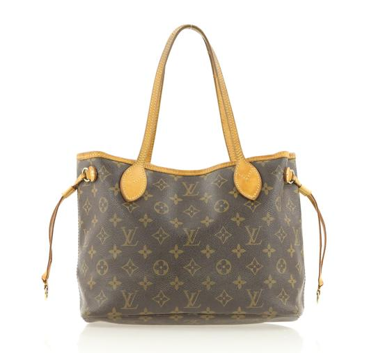 Louis Vuitton Neverfull Mm Damier Neverfull Cheapest Neverfull Neverfull Best Neverfull Deal Tote in Brown Image 2