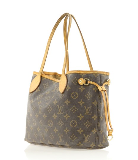 Louis Vuitton Neverfull Mm Damier Neverfull Cheapest Neverfull Neverfull Best Neverfull Deal Tote in Brown Image 3