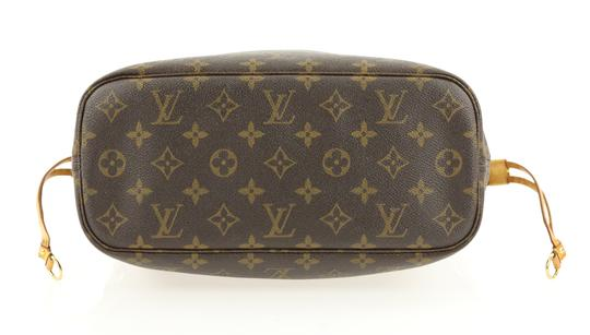 Louis Vuitton Neverfull Mm Damier Neverfull Cheapest Neverfull Neverfull Best Neverfull Deal Tote in Brown Image 5