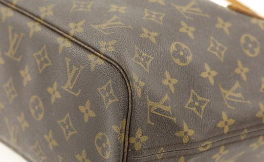 Louis Vuitton Neverfull Mm Damier Neverfull Cheapest Neverfull Neverfull Best Neverfull Deal Tote in Brown Image 6