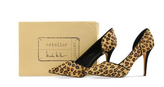 Nicole Miller Brown Pumps Image 11