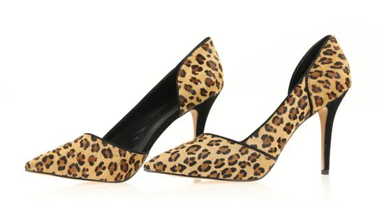 Nicole Miller Brown Pumps Image 3
