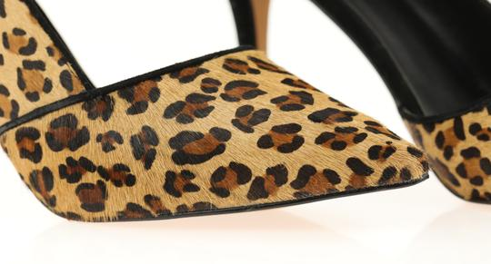Nicole Miller Brown Pumps Image 6