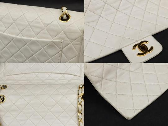 Chanel Classic Flap Jumbo Double Caviar Shoulder Bag Image 1