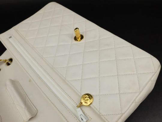 Chanel Classic Flap Jumbo Double Caviar Shoulder Bag Image 4