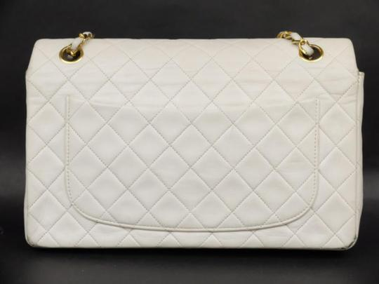 Chanel Classic Flap Jumbo Double Caviar Shoulder Bag Image 6