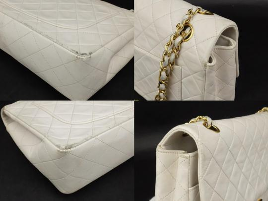 Chanel Classic Flap Jumbo Double Caviar Shoulder Bag Image 9