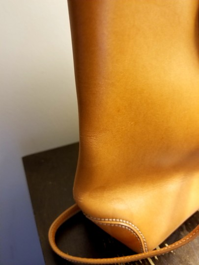 Tod's Leather Leather Leather Satchel in Tan Image 3