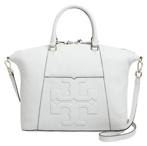 Tory Burch Summer Sale Crossbody Tote in Off white ivory NEW NWT