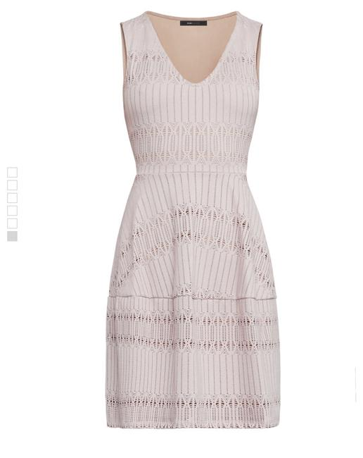 BCBGMAXAZRIA short dress Blush on Tradesy Image 1