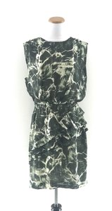 Brian Reyes short dress Army Green on Tradesy