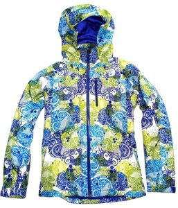 The North Face Summit Series Hooded Recco Equipped Paisley Coat