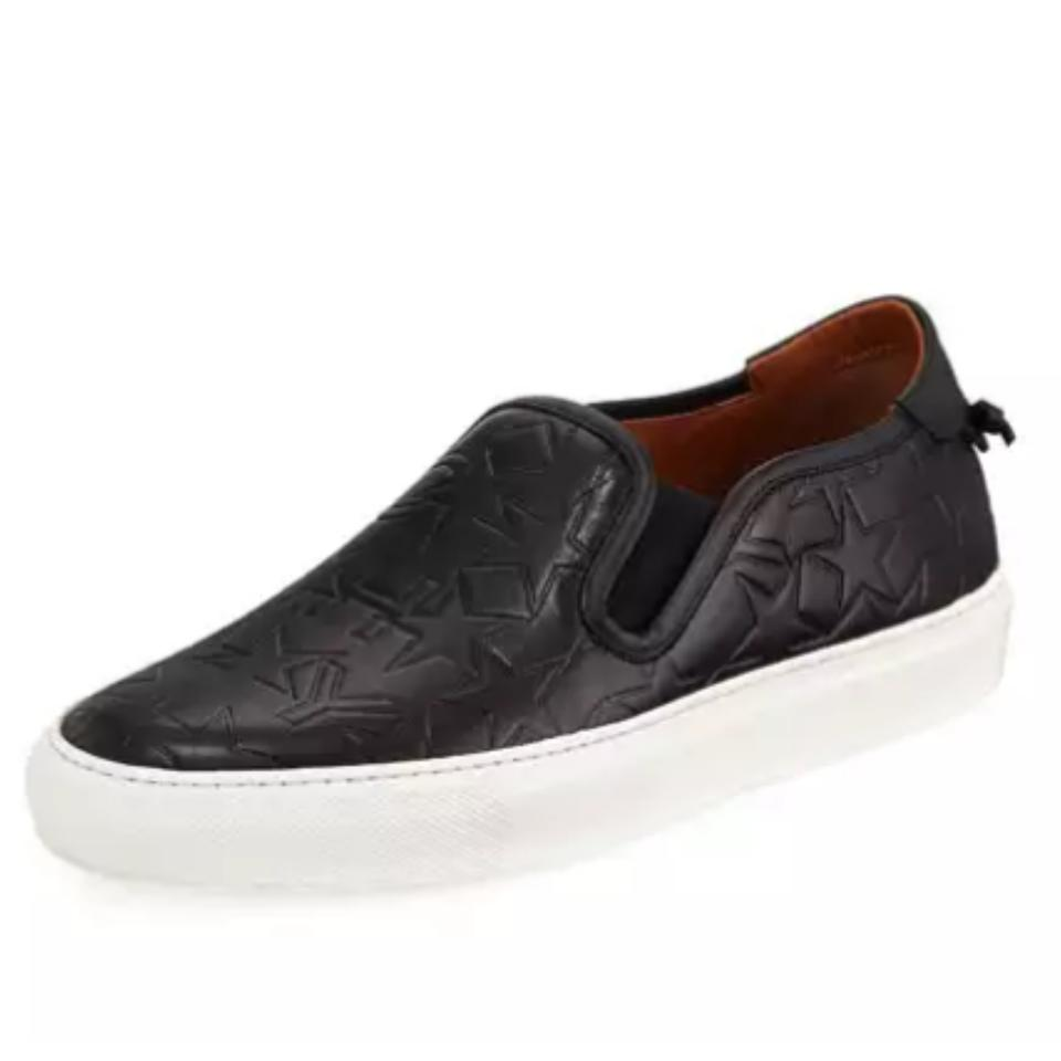 cheap prices excellent quality many styles Givenchy Black Low Star-embossed Skate Sneakers Size US 6.5 ...