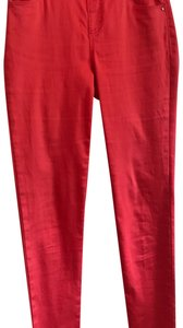 French Dressing Jeans Skinny Pants red