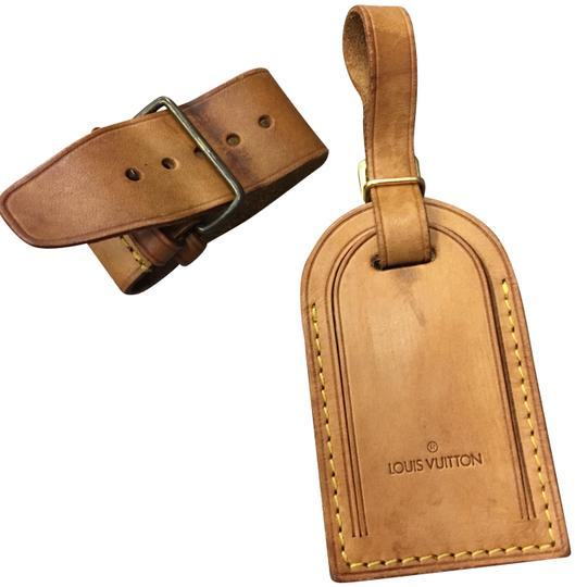 Louis Vuitton Luggage ID TAG Image 0