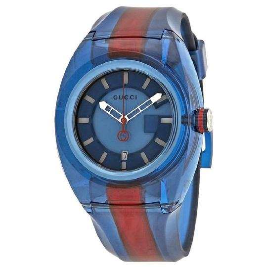 Preload https://img-static.tradesy.com/item/23441207/gucci-blue-red-sync-xl-dial-men-s-rubber-watch-0-0-540-540.jpg