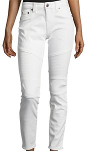 True Religion Cropped Summer Skinny Jeans