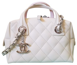 Chanel Bowling Boy Classic Shoulder Bag