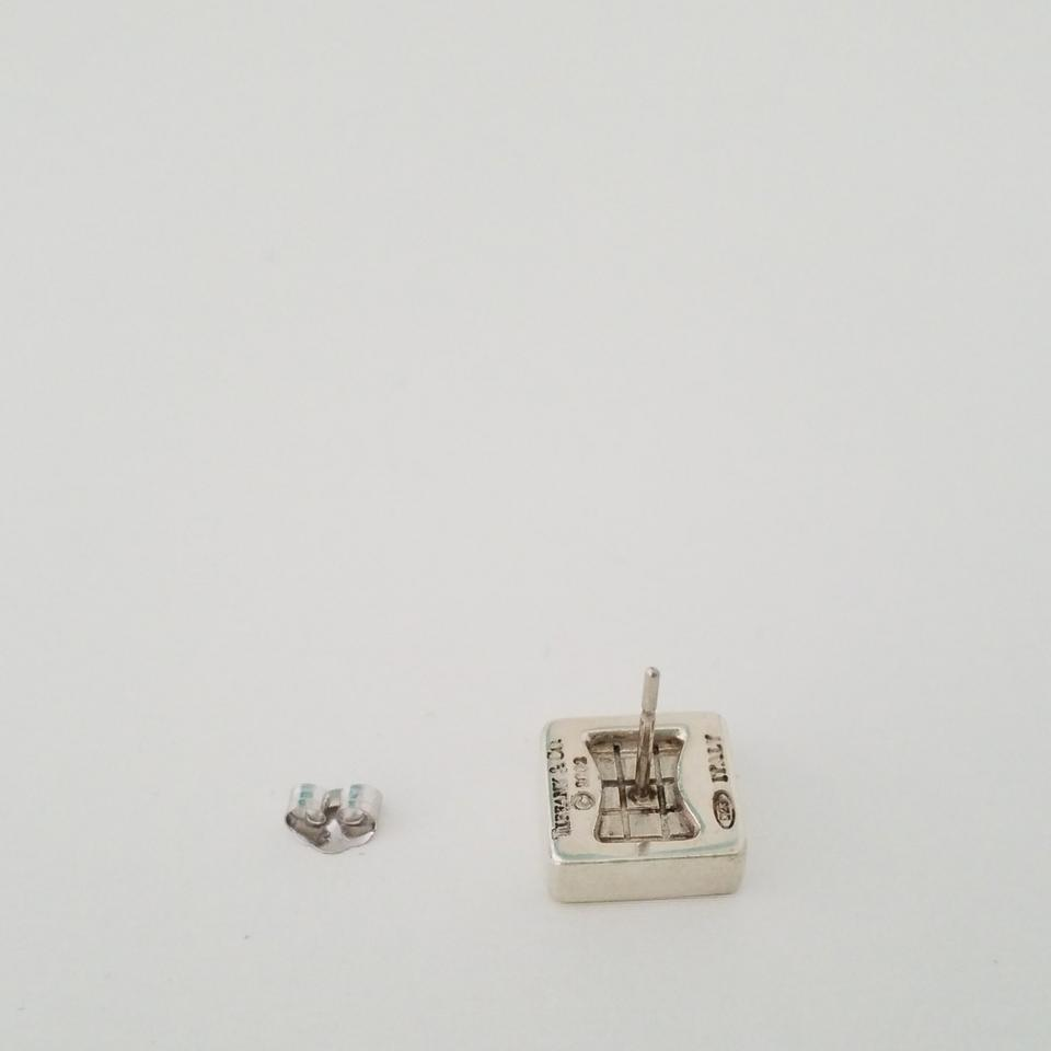 Replacement Single Square Stud Earring 123456789