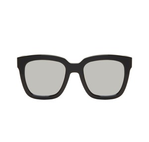 d8c0f500a9709 Gentle Monster The Dreamer Silver Mirrored Sunglasses