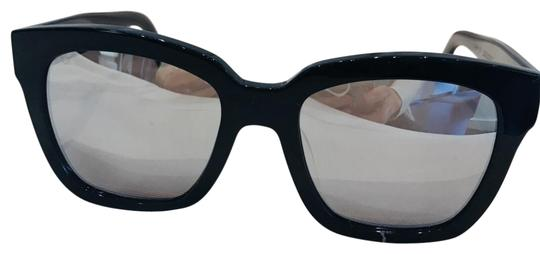 Gentle Monster The Dreamer Silver Mirrored Sunglasses Image 1