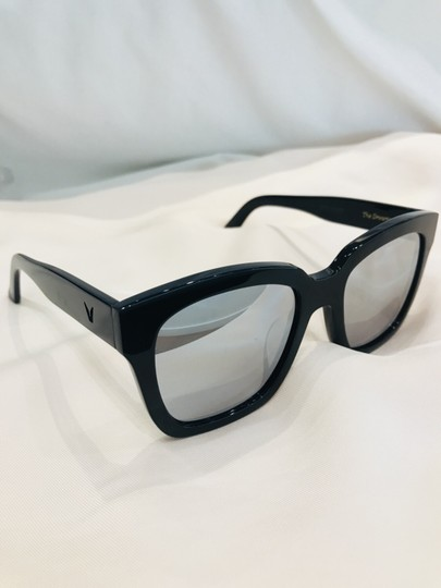 Gentle Monster The Dreamer Silver Mirrored Sunglasses Image 2