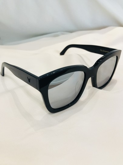 Gentle Monster The Dreamer Silver Mirrored Sunglasses Image 4