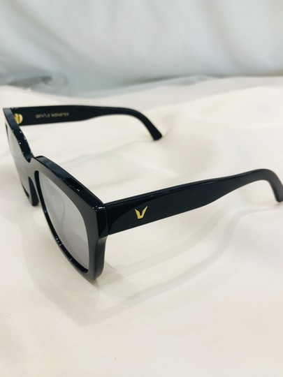 Gentle Monster The Dreamer Silver Mirrored Sunglasses Image 5