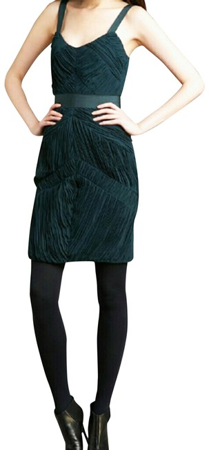 Preload https://img-static.tradesy.com/item/23441781/burberry-british-racing-green-london-ruched-in-mid-length-cocktail-dress-size-4-s-0-1-650-650.jpg