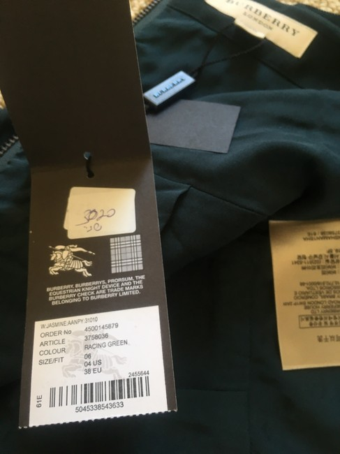 Burberry Rushed Dress Image 11