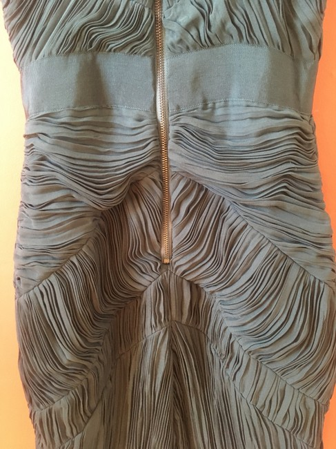 Burberry Rushed Dress Image 5