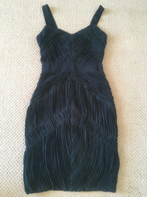Burberry Rushed Dress Image 6