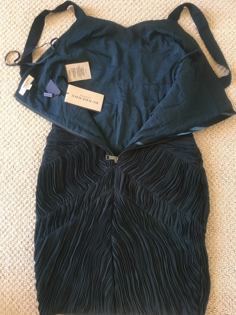 Burberry Rushed Dress Image 7